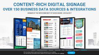 Mvix Digital Signage