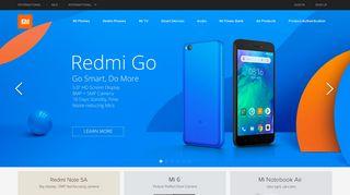 Xiaomi - Mi.com