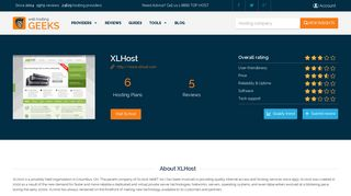 XLHost Customer Reviews, Quality Trends and Insights