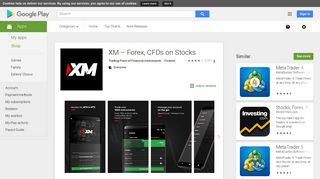 XM – Forex, CFDs on Stocks - Apps on Google Play