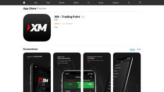 XM - Trading Point on the App Store - iTunes - Apple