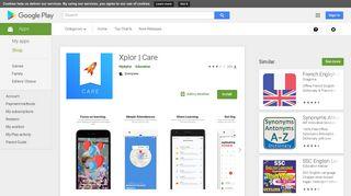 Xplor | Care - Apps on Google Play