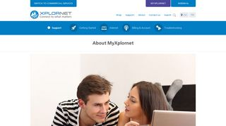Instructions for Using & Managing Your Account - Xplornet