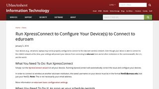 Run XpressConnect to Configure Your Device(s) to Connect to ...