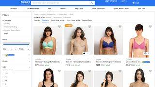 Zivame Bras - Buy Zivame Bras Online at Best Prices In India | Flipkart ...