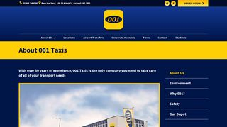About | 001 Taxis