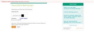 Online Login | Citizens Bank