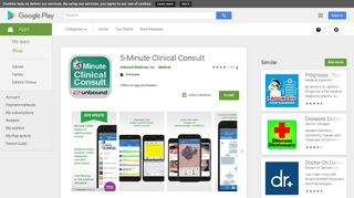 5-Minute Clinical Consult - Apps on Google Play