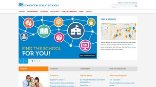 Edmonton Public Schools: EPSB.ca
