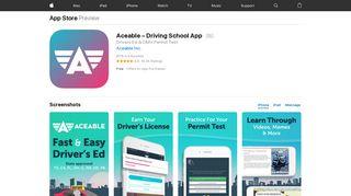 Aceable – Driving School App on the App Store - iTunes - Apple
