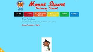 Abacus ActiveLearn   Mount Stuart Primary