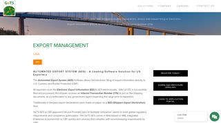 AES | Automated Export System (AES) | AES Web-based Filing