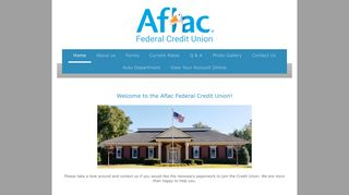 Aflac Federal Credit Union - Home