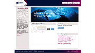 QNB AlAhli Online Internet Banking