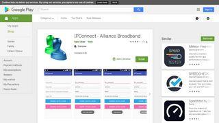 IPConnect - Alliance Broadband - Apps on Google Play