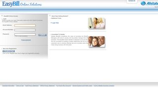 Allstate - Easy Bill Online - Allstate Benefits