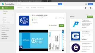 Allstate® Mobile - Apps on Google Play