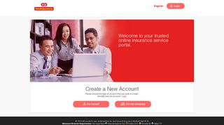 AmAssurance Online - A complete one-stop insurance portal