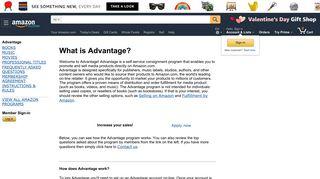 Amazon.com : Join Advantage