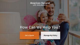 American General Life Insurance | American General Term Life