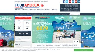 American Holidays, Tour America, Orlando Holidays, New York Holidays