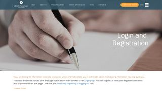 Login and Registration Instructions - Zenith American