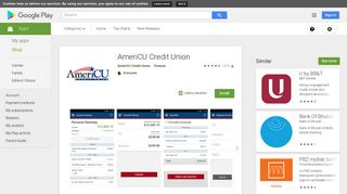 AmeriCU Credit Union - Apps on Google Play