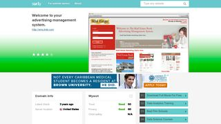 ams.treb.com - Welcome to your advertising ma... - Ams Treb - Sur.ly