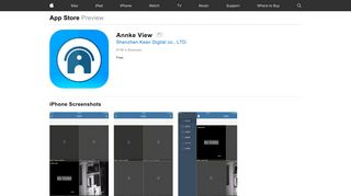 Annke View on the App Store - iTunes - Apple