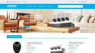 [Official] ANNKE Online Store for Home Security System | Trusted ...