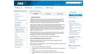 ANZ EasyTransact | ANZ