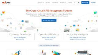 Apigee   The Cross-Cloud API Management Platform