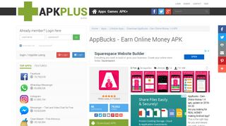 AppBucks - Earn Online Money APK version 1.4 | apk.plus