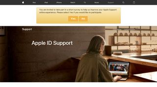 Apple ID - Official Apple Support
