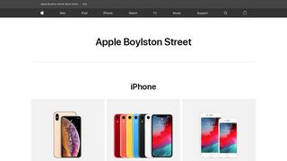 Official Apple Store U.S. - Mac, Apple Watch, iPhone, and iPad