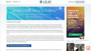 Hosted Exchange | LOJO Marketing