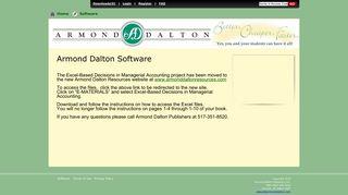 Armond Dalton Software