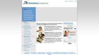 Assurance Financial Home