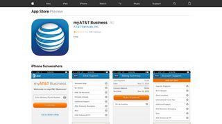 myAT&T Business on the App Store - iTunes - Apple