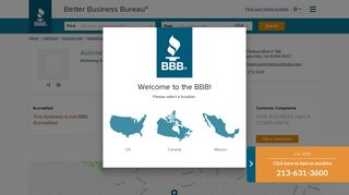 Automatic Lead Tools | Better Business Bureau® Profile
