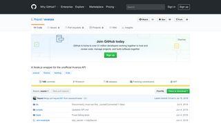 GitHub - fhqvst/avanza: A Node.js wrapper for the unofficial Avanza API
