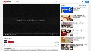 Avanza Bank - YouTube