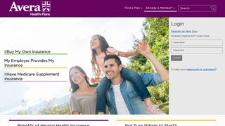 Avera Health Plans Members