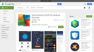 AVG AntiVirus 2019 for Android Security - Apps on Google Play