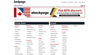 New Backpage Alternative | Site similar to Backpage | Backpage ...