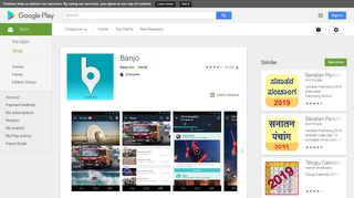 Banjo - Apps on Google Play