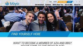 Become a Member - BBYO