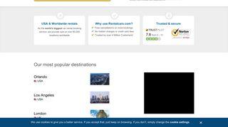 Cheap Car Rentals, Best Prices Guaranteed! - Rentalcars.com
