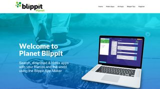 Planet Blippit – Share your apps with the world – Blippit IO, the App ...