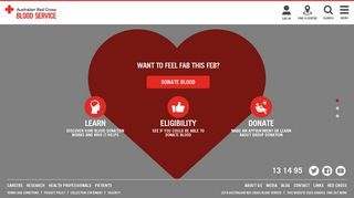Home | Australian Red Cross Blood Service